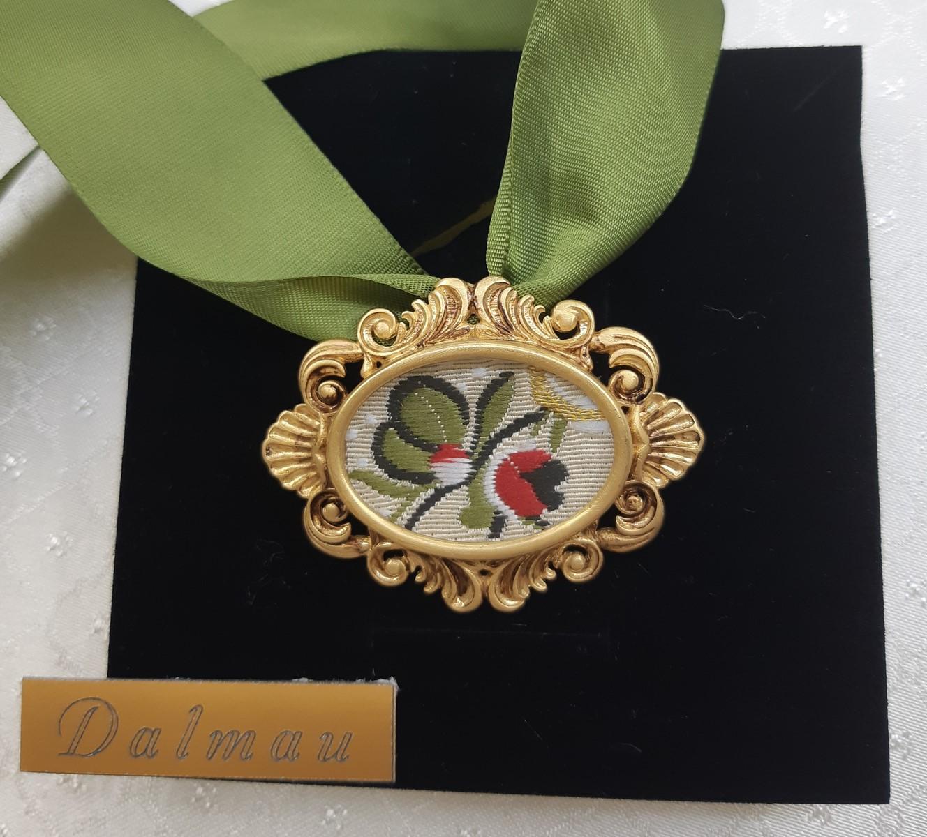 Medalla Relicario Pequeño Dalmau