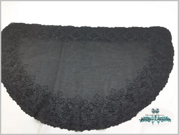 M. Luna Negro Muselina MT6-5110717