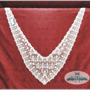 Crudo Puntillas Tul cristal P150215212